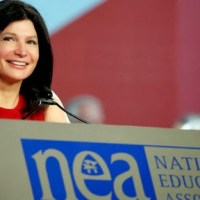 NEA's charter position is okay but a little like closing the doors on an empty barn. No mention of vouchers?