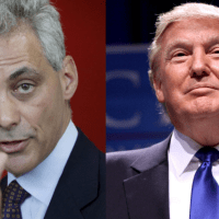 "Rahm to Trump on unions: ""Here's what you do."""