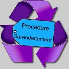 La procédure de surendettement