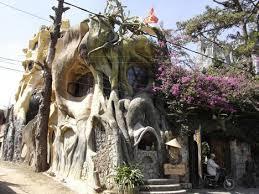 Hang Nga Villa ou la maison folle