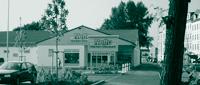 Abbildung des Objektes Discountmarkt in Gera der PREBAG AG