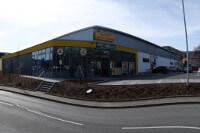 Abbildung des Objektes Discountmarkt in Thurnau der PREBAG AG