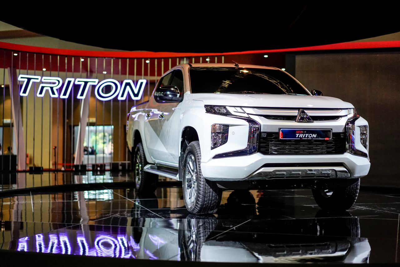 New Triton Open For Booking Preview Of The During Kuala Lumpur International Motor Show Klims At Malaysia Trade And Exhibition Centre Mitec