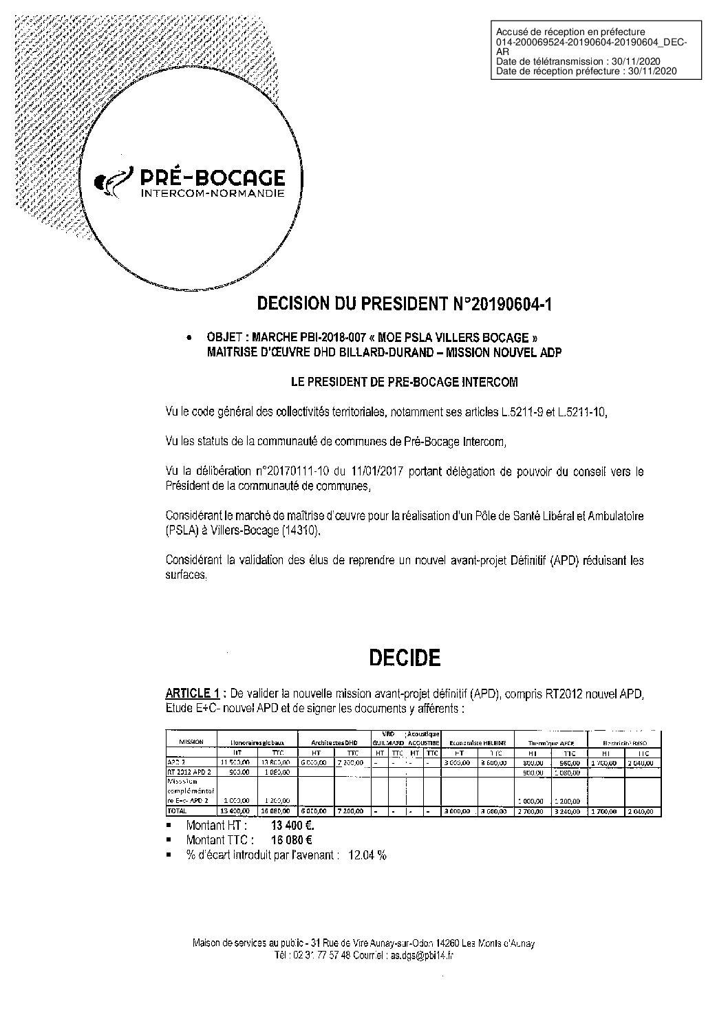 Décision déléguée du 4 juin 2019