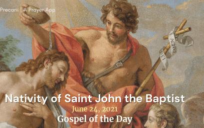 Nativity of Saint John the Baptist