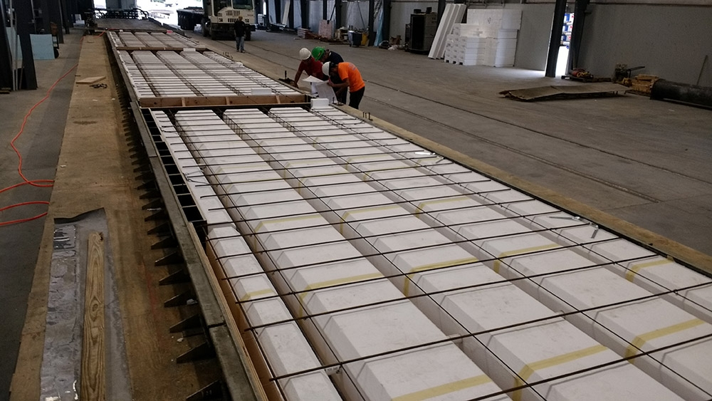 At Home With Precast Concrete National Precast Concrete Association | Precast Concrete Basement Steps Near Me | Basement Walls | Egress Window | Finished Basement | Prefab Concrete | Stair Treads