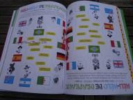 battle book foot jeux