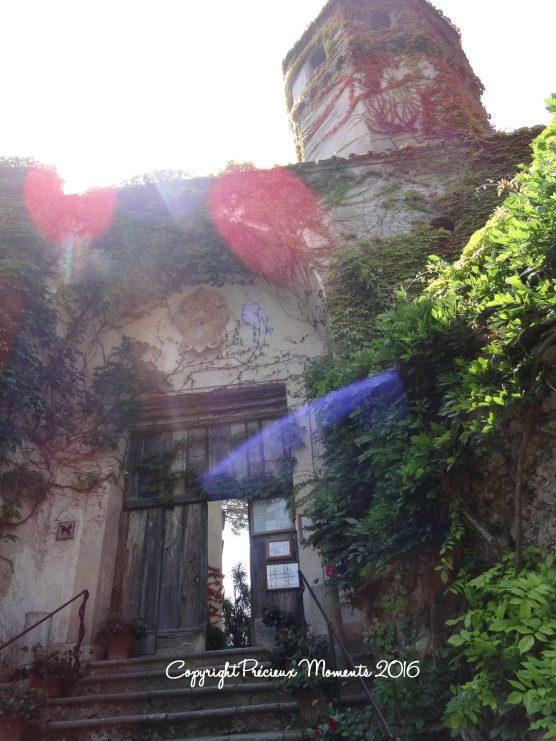 entree villa cimbrone