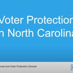 Voter Protections in NC