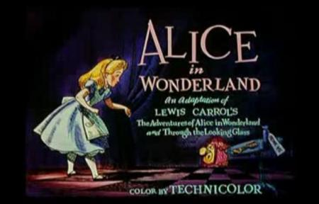 Alice in Wonderland + Pink Floyd The Wall