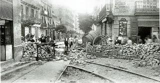 Semana Trágica, 1909