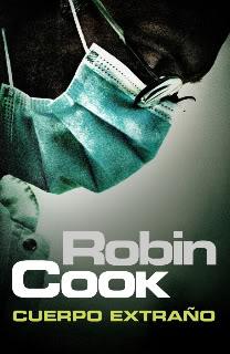 Robin Cook, Cuerpo extraño