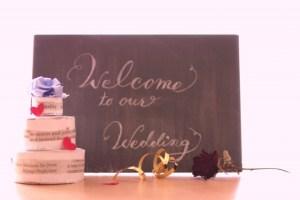 結婚式のウェルカムグッズ