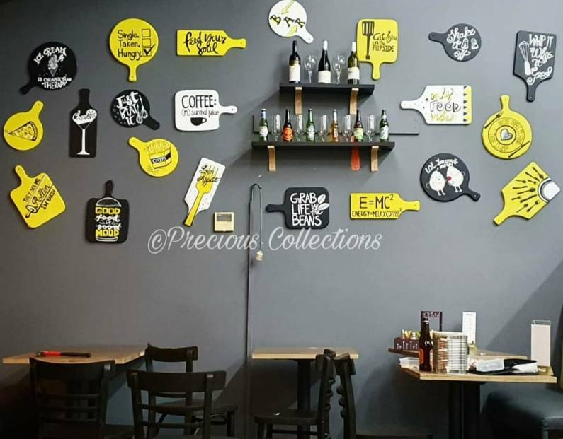 Cafe Art - Precious Collections