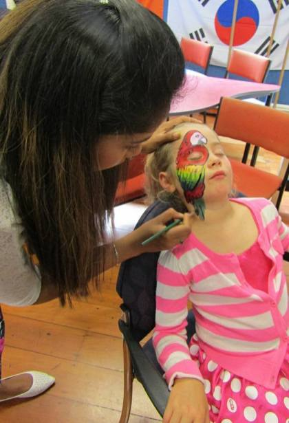 Face Painting - Precious Collections