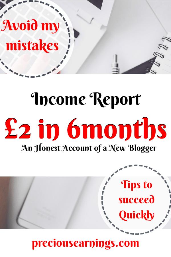 Income report