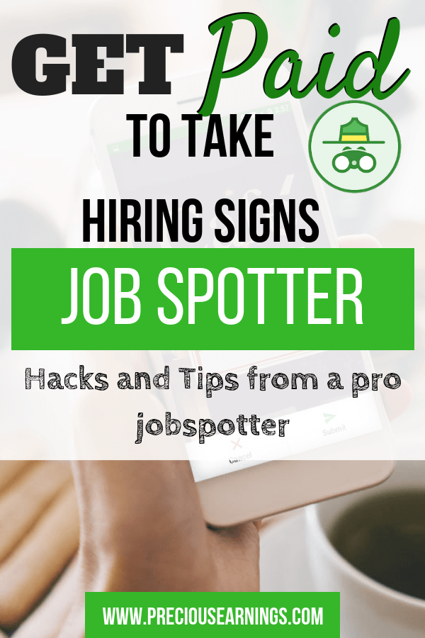 job spotter app review tips and hacks
