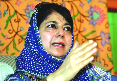 Coalition govts deliver results unlike one-party rule: Mehbooba