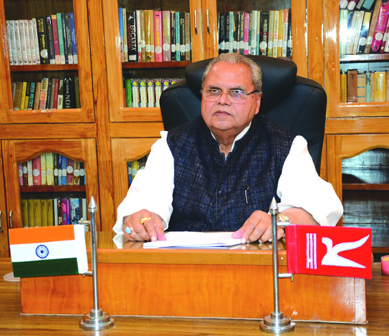 Some youths influenced by extremist ideologies to pick up gun: Governor