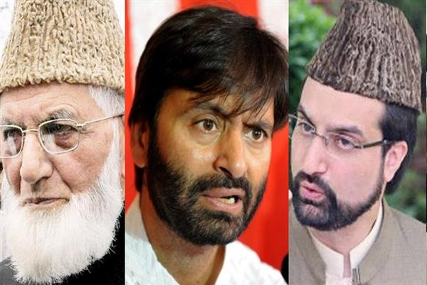 Sedition charges will ruin lives and career of Kashmiri students: JRL