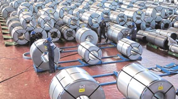 India replaces Japan as 2nd top steel producer: Worldsteel