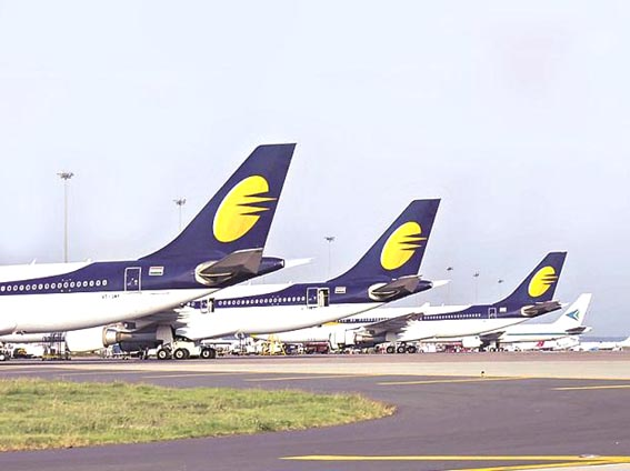 Jet Airways seeks shareholder approval for converting debt into shares