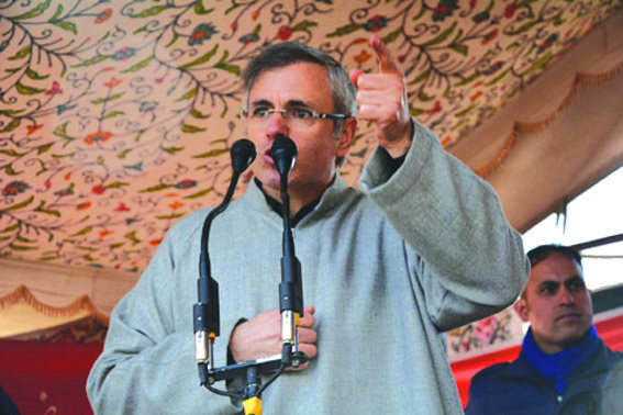 Kuka Parrey would have been CM had NC not contested 1996 elections: Omar