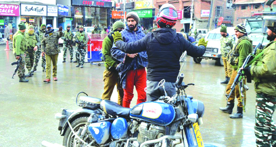 Security beefed up ahead of R-Day