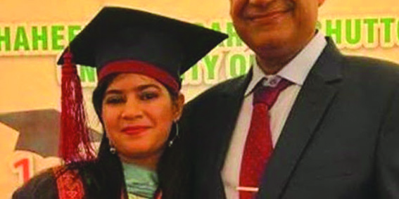 Suman Kumari becomes Pakistan's first Hindu woman judge