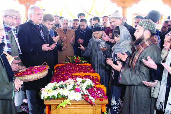 Modi wasted mandate to resolve Kashmir issue: Mehbooba