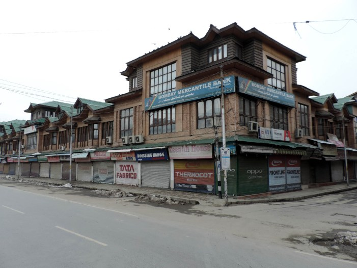 Valley shuts to protest attacks on Kashmiris