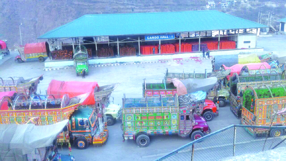 Cross-LoC trade in Uri unaffected