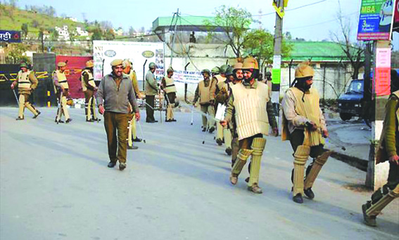 Day 3: Curfew continues in Jammu
