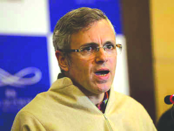 Fiddling with Art 35-A, 370 will have serious consequences in JK: Omar