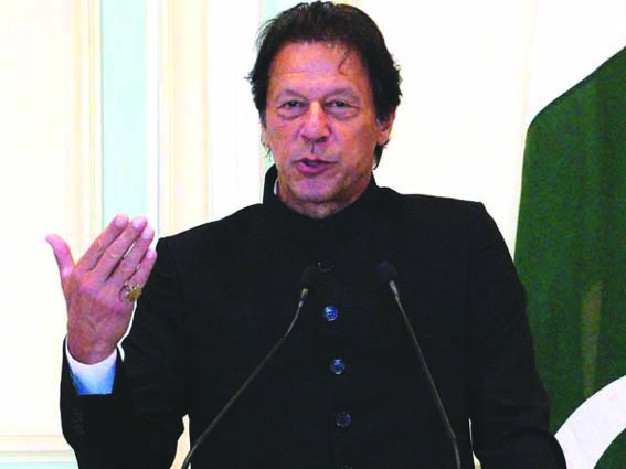 IAF pilot to be freed today as 'peace gesture', says Imran Khan
