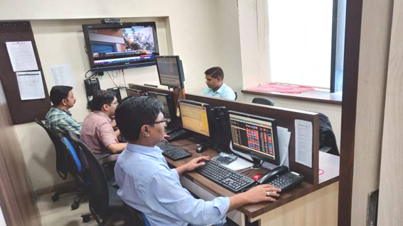 Macro data, F&O expiry to chart market direction this week: Analysts