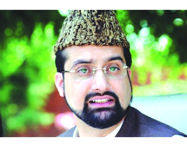 Mirwaiz submits written response to NIA, says can't travel to New Delhi