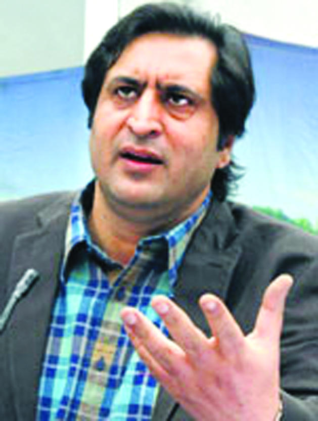 Sajad Lone comes in support of separate divisions for Chenab, Pir Panchal