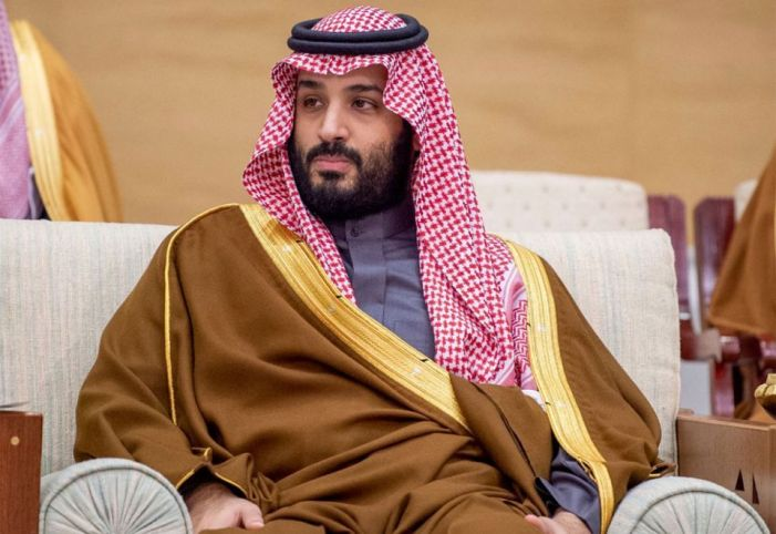 Dialogue only way to resolve 'outstanding issues' between India, Pakistan: Saudi Crown Prince