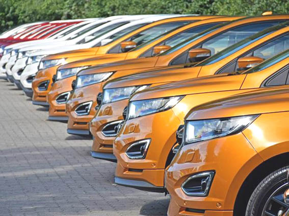 Automobile production, domestic sales decline marginally in February