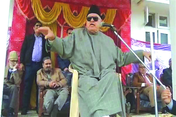 BJP failed to deliver on ground: Dr Farooq