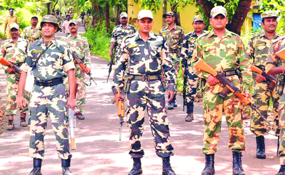 COVID-19: CRPF driver tests positive, headquarters sealed