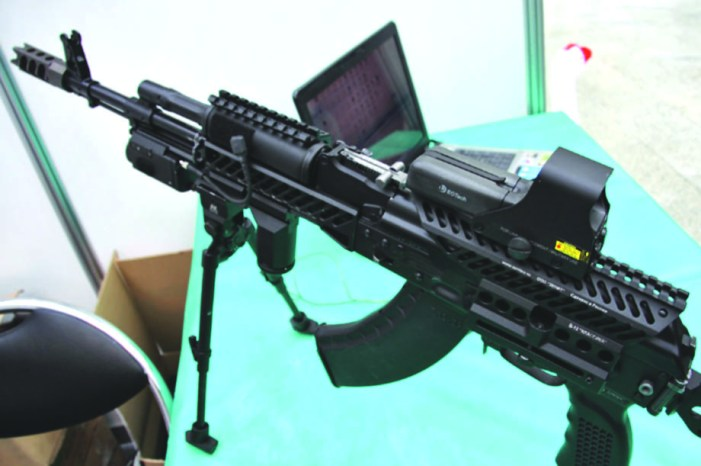 Army planning to provide advanced rifles to soldiers in JK