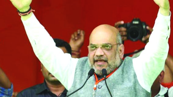 BJP to scrap Art 370, introduce NRC in country: Amit Shah