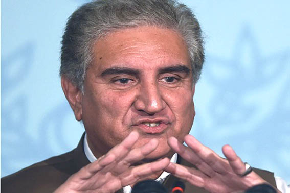 Qureshi claims India planning another attack against Pakistan