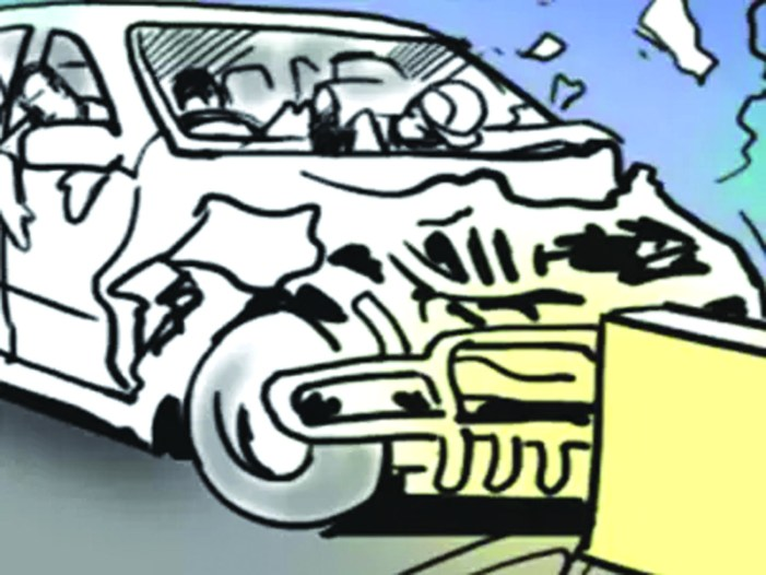 5 killed, 15 hurt in separate road accidents in JK