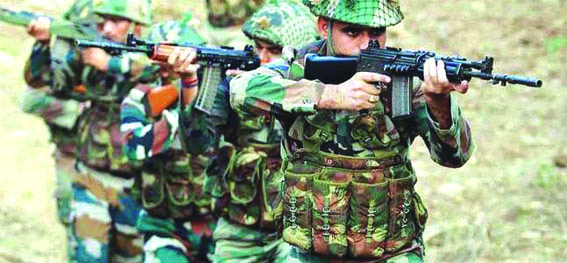 Army seeks defence ministry's intervention for supply of better ammunition