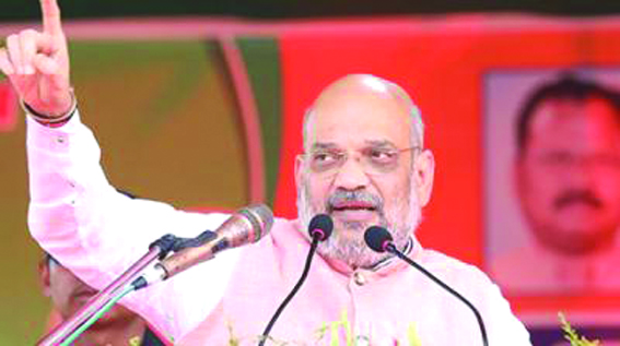 Article 370 will be removed if Modi becomes PM again: Shah
