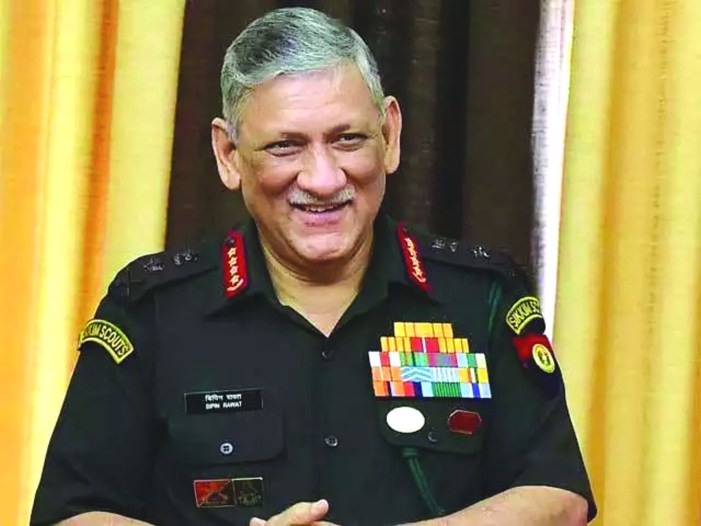Balakot attack was to ensure militants don't carry out action against India: Rawat