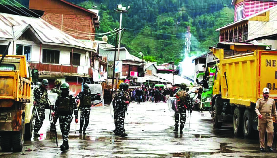 Bhadarwah killing: Curfew continues for second day